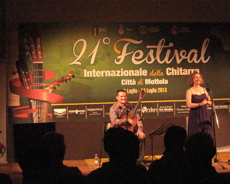 July 2013 - Moynihan O Leary Duo